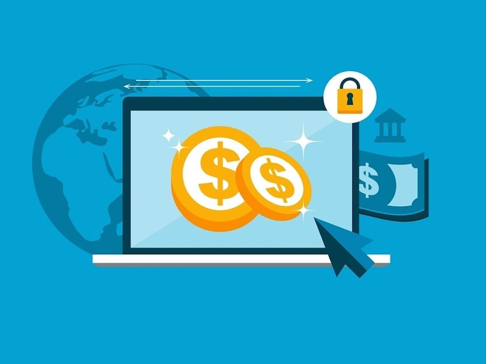 secure online payment - Make a Payment