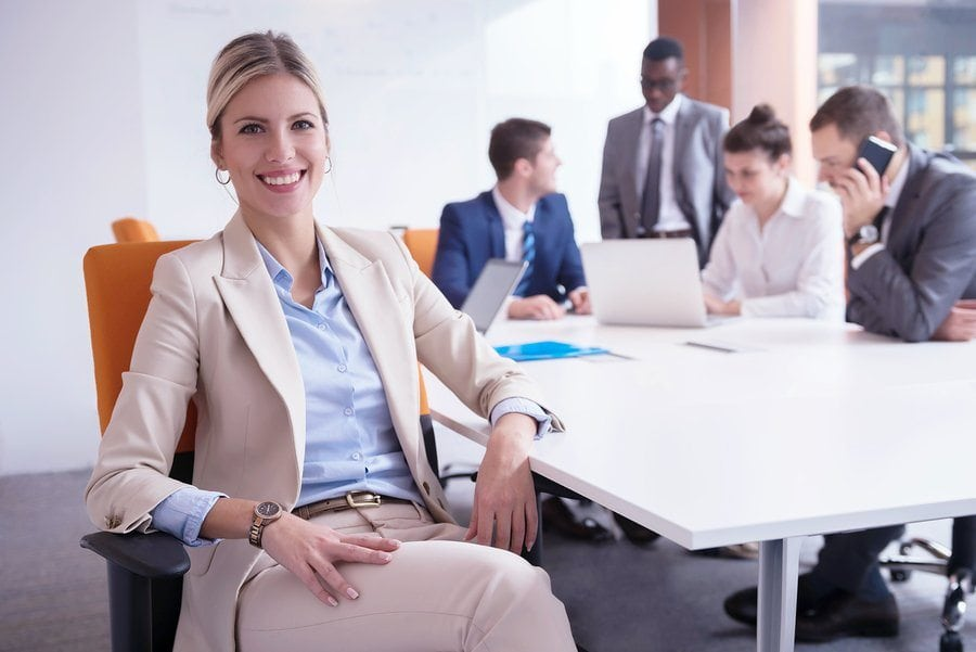 bigstock young business people group ha 80750906 1 - IBM Survey Busts Millennial Workplace Myths