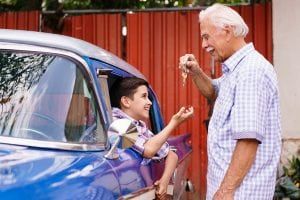 Questions to Ask Before Passing a Car Down to Your Child
